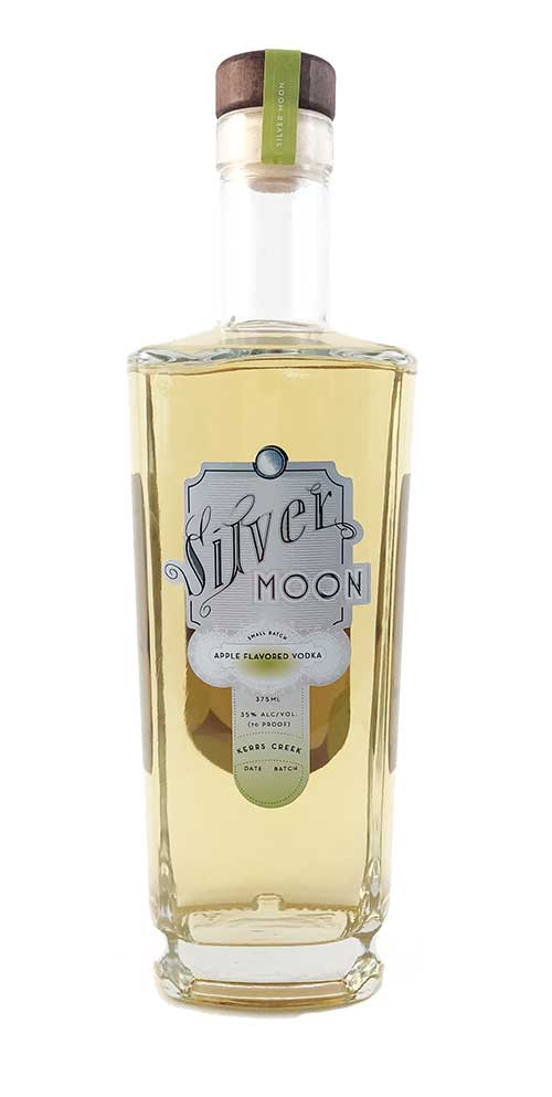 Silver Moon Apple Vodka 375ml